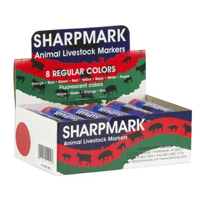 SHARPMARK Livestock Markers
