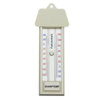 SHARPTEMP Max-min Mercury-free Thermometer, ºF