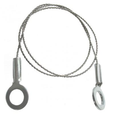 "Dehorner - Gigli wire - 20"" Long w/ eyelet"