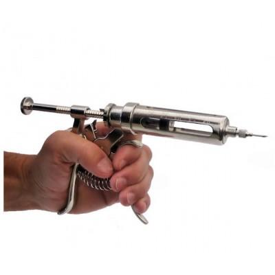 Pistol Grip Syringe - 10cc