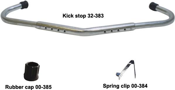 Kick stop