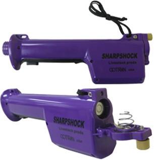 SHARPSHOCK battery operated