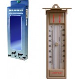 Maximum / Minimum Thermometer - mercury