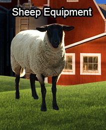 Sheep Equipment
